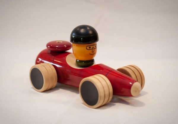 Maya Organic fair trade Vroom toy