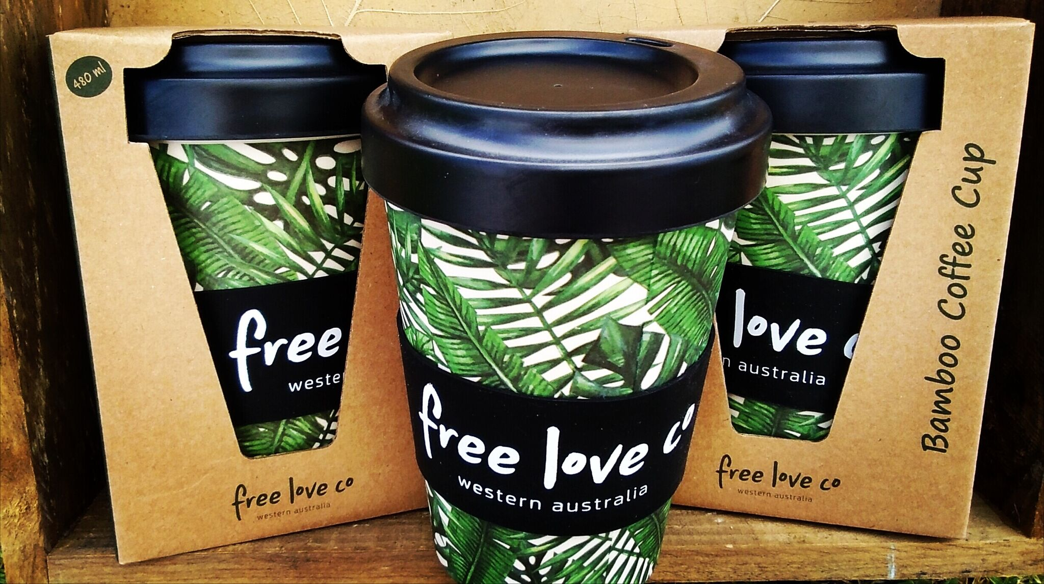 Free Love Co Bamboo Coffee Cup Known Effects
